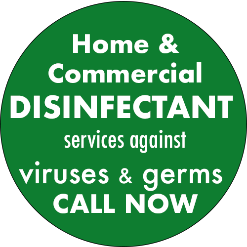 disinfectant services london